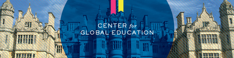 The Center for Global Education - Butler University
